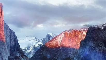 Mac Apple Capitan El Mountain Osx Wwdc
