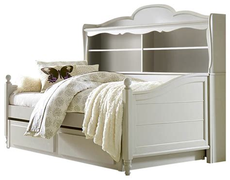 Daybed With Bookcase And Trundle by Westport Bookcase Daybed With Trundle Storage Drawer