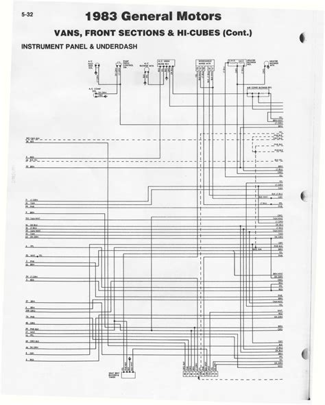 1993 Fleetwood Wiring Diagram by 1983 Fleetwood Pace Arrow Owners Manuals 1983 General