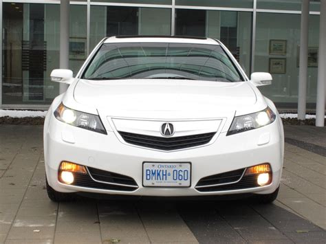 canadian auto review 2012 acura tl sh awd elite review