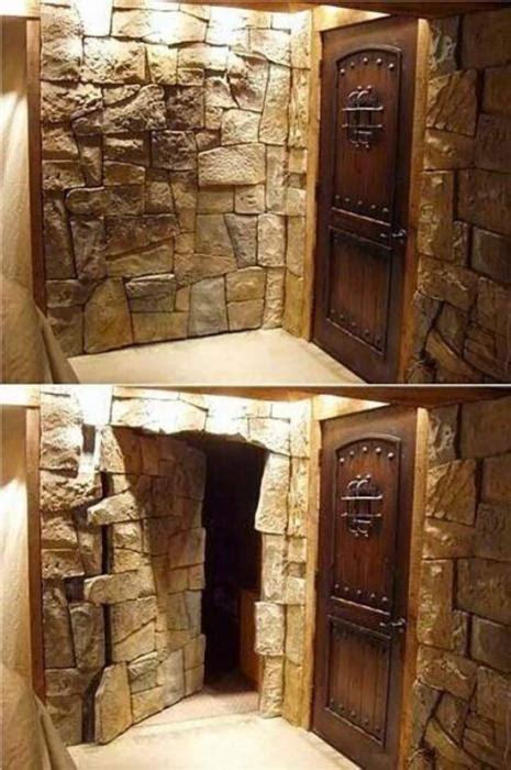 hidden rooms   secret stuff