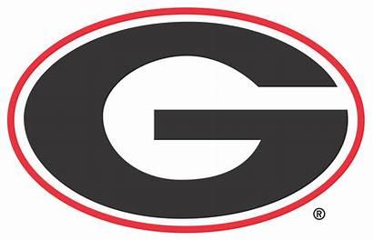 Georgia Clipart Bulldog Bulldogs University Logos Clip