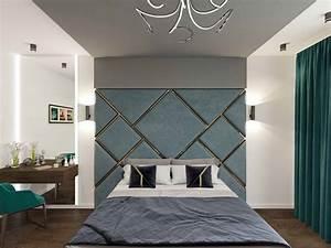 Modern, Bedroom, Visualization