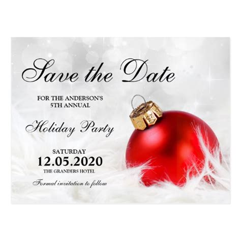 christmas cleaning templates christmas party save the date templates postcard zazzle