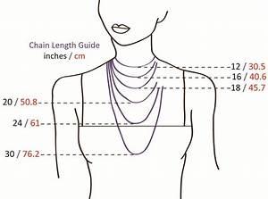 Jim Davis Designs  Necklace Lengths