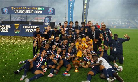 PSG Francijas līgas kausu izcīna ar