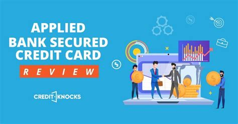 Us bank's secured card is ok, but given that secured credit cards are guaranteed approval, there's no reason you should apply for a card that excels in no particular department. Applied Bank Secured Credit Card Review 2020 // Creditknocks