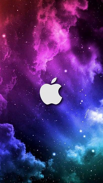 Apple Cool Iphone Galaxy Backgrounds Wallpapers Space