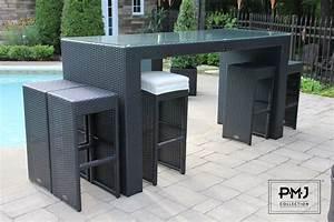 Mobilier De Bar : amazing table bar exterieur 1 mobilier maison table de bar exterieur ~ Preciouscoupons.com Idées de Décoration
