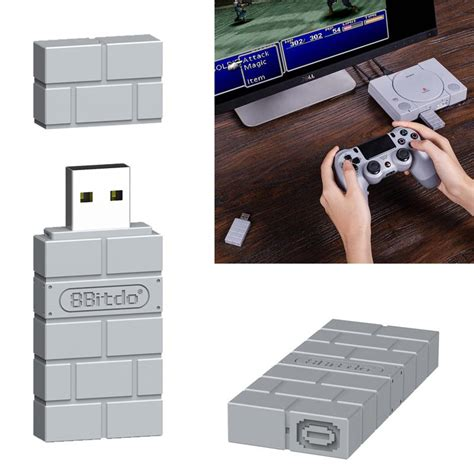 xbox controller bluetooth adapter wireless usb receiver 8bitdo switch gamepad ps3 ostart windows nintend