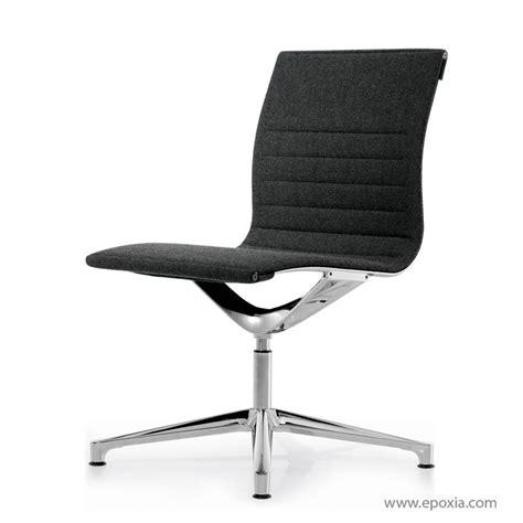 fauteuil bureau sans accoudoir chaise de bureau sans accoudoir iwmh chaise pivotante