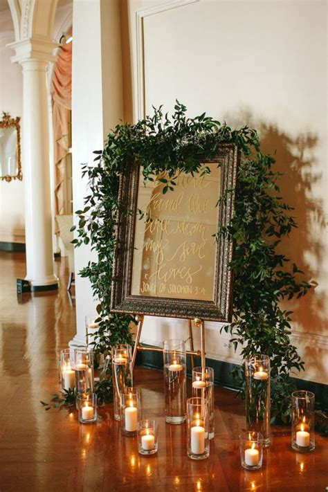 creative mirror wedding decor ideas weddingomania