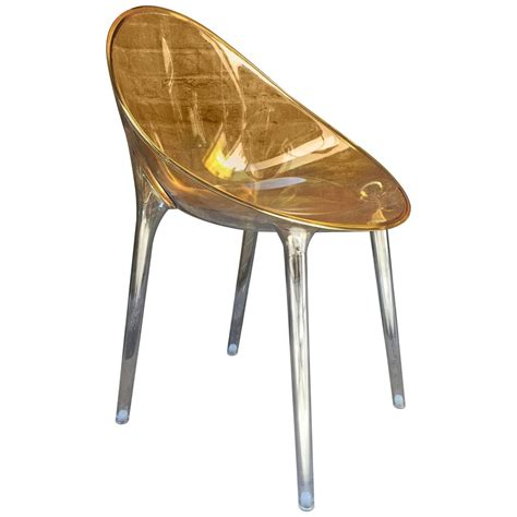 chaises philippe starck philippe starck kartell mr impossible chair for sale at