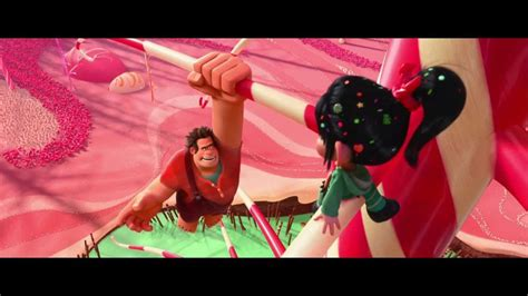 wreck it ralph ralph meets vanellope clip youtube