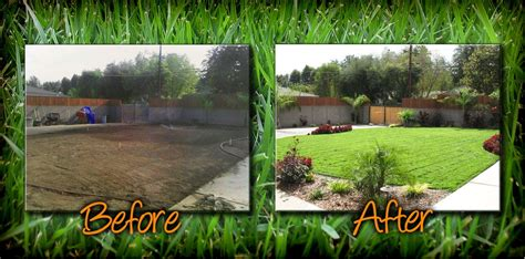 backyard before and after pictures backyard landscaping before and after outdoor furniture design and ideas