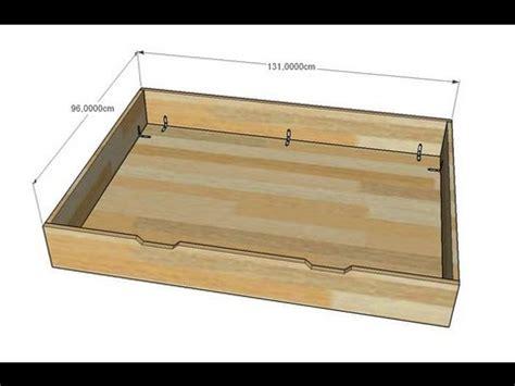 comment construire un tiroir coulissant la r 233 ponse est