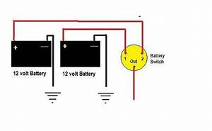 How To Wire A Marine Battery Switch