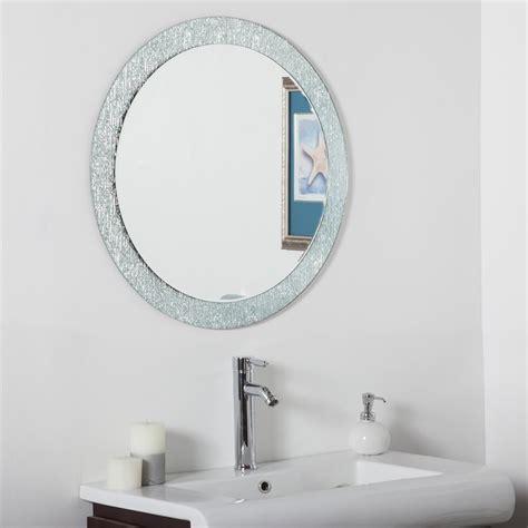 decor wonderland ssm  molten  bathroom mirror