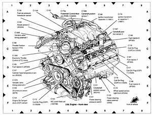 03 Lincoln Ls Engine Diagram