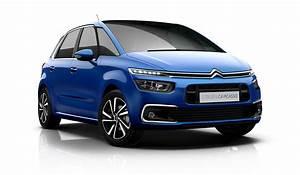 Citroene C4 Picasso : citroen c4 picasso compact and technological comfort auto design ~ Maxctalentgroup.com Avis de Voitures