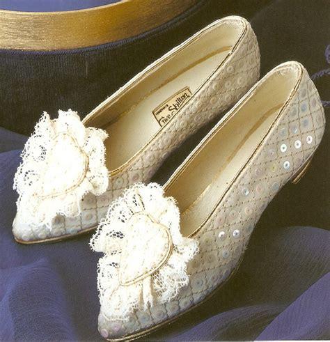 Diana Shoes by Wedding Shoes Princess Diana S Wedding