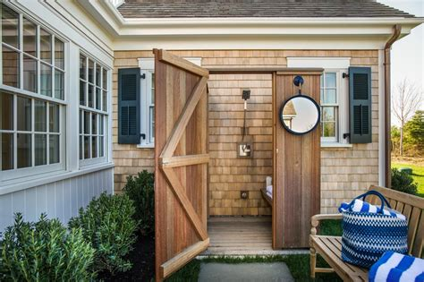 Outdoor Showers : Hgtv Dream Home 2015