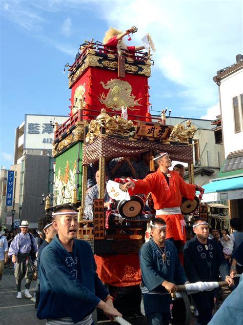 float parade   narita gion festival peculiarities