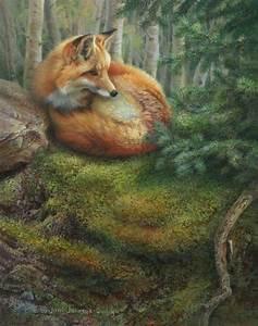 Prints - Joni Johnson-Godsy Wildlife Art Oil Paintings and ...
