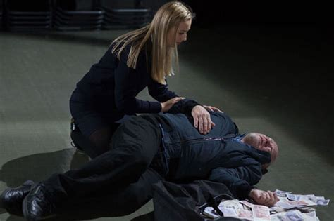 eastenders villain twisted louise mitchells
