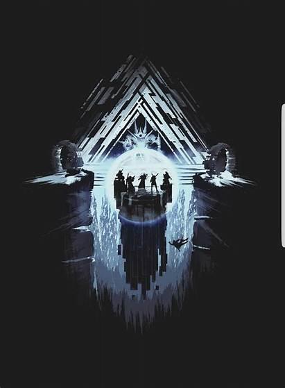 Vault Destiny Glass Warlock Raid Atheon Dribbble