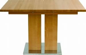 Table Bois Avec Rallonge : table bois hetre ~ Teatrodelosmanantiales.com Idées de Décoration
