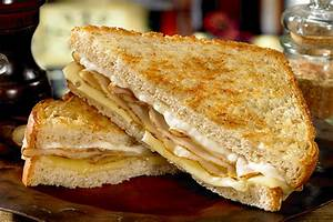 Grilled Cheese N Turkey | Cafe Bread N Butter | Pune ...