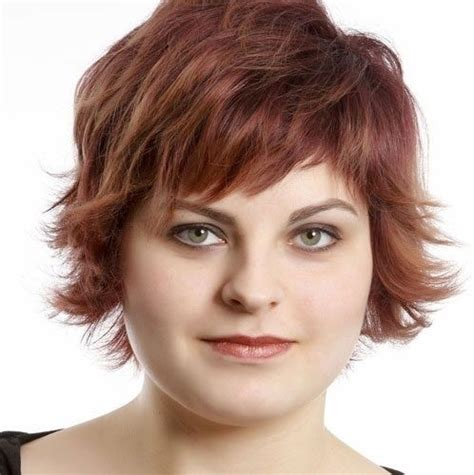 full face women hairstyles  short hair popular