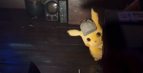 pokemon detective pikachu wallpapers wallpaper cave