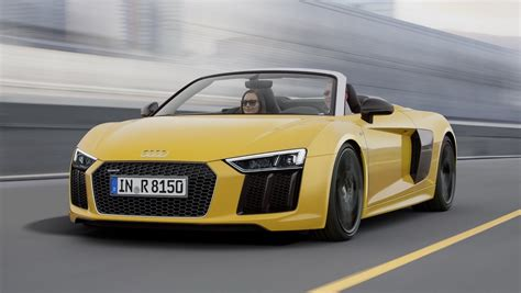 Audi Spyder Review Top Speed