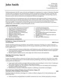 resume business owner of a small business owner or manager resume template premium resume sles exle