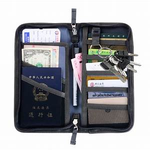 passport cover travel wallet document passport holder With best travel document holder