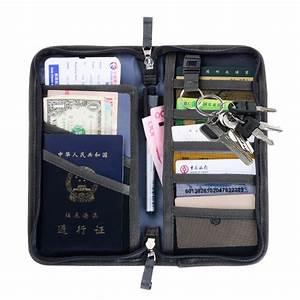 passport cover travel wallet document passport holder With best travel document organizer