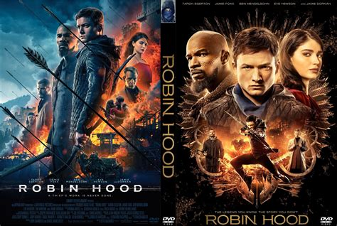 robin hood  front dvd covers cover century
