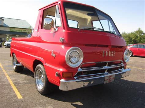 Dodge A100 by Want To Impress The Swells At The Country Club Hemi Fied