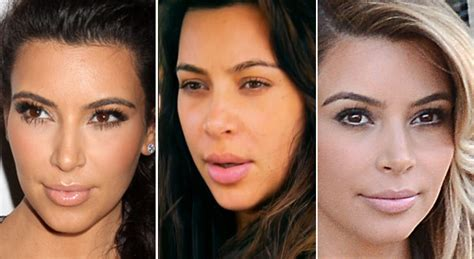 Before and After Kardashians and Jenner - Kardashians