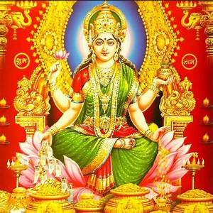 Goddess lakshmi... Mahalaxmi Devi Quotes