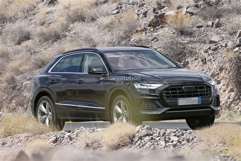 2019 Audi Q8 Revealed By Productionready Prototype, Has