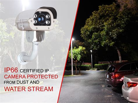 Ip66 What You Need To Know About Your Ip Security Camera