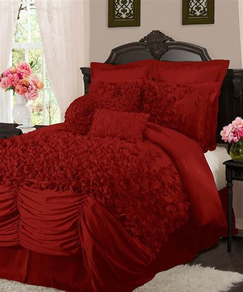 1000 ideas about red comforter on pinterest comforter