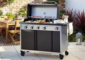 Barbecue Castorama Gaz : choisir un barbecue gaz castorama ~ Premium-room.com Idées de Décoration