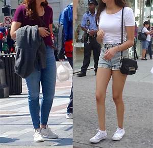 How to Wear Converse, and How Not To! - theSTYLEtti com