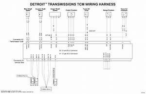 Detroit Diesel Wiring Diagrams All Years Repair Manual