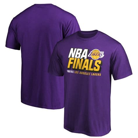 Los Angeles Lakers Fanatics Branded 2020 NBA Finals Bound ...