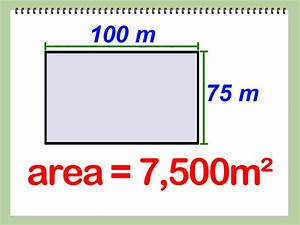 3 Ways to Calculate Square Meters